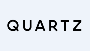 Logo of Quartz