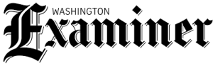 Logo of The Washington Examiner