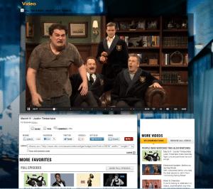 NBC's Saturday Night Live, viewed via VPN4ALL New York