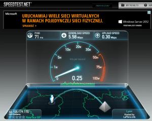 VPN4ALL speedtest Paris