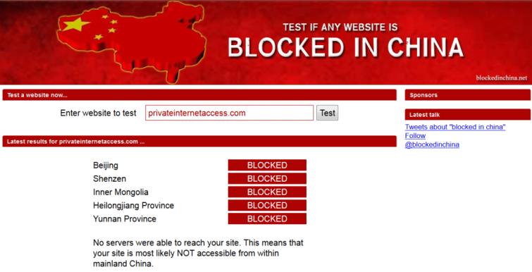 blockedinchina