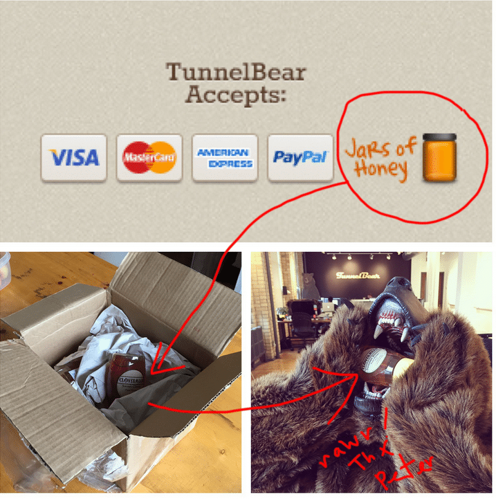 TunnelBear_Honey_Payment