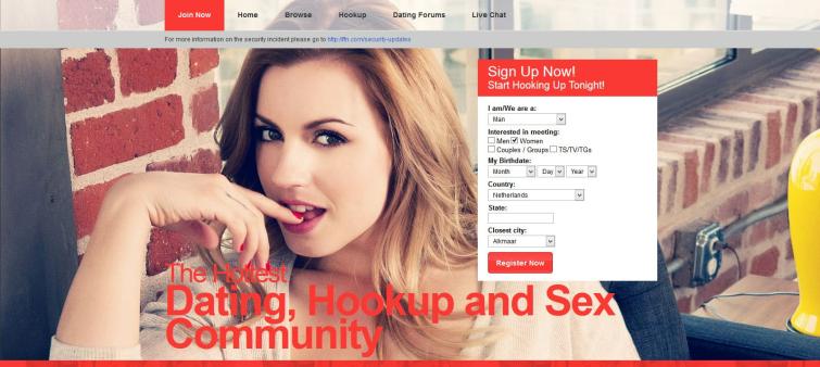 Casual sex website uk