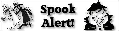 spook alert