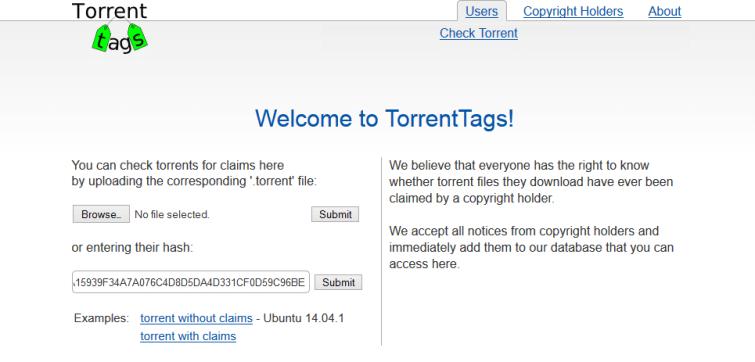 TorrentTags 1