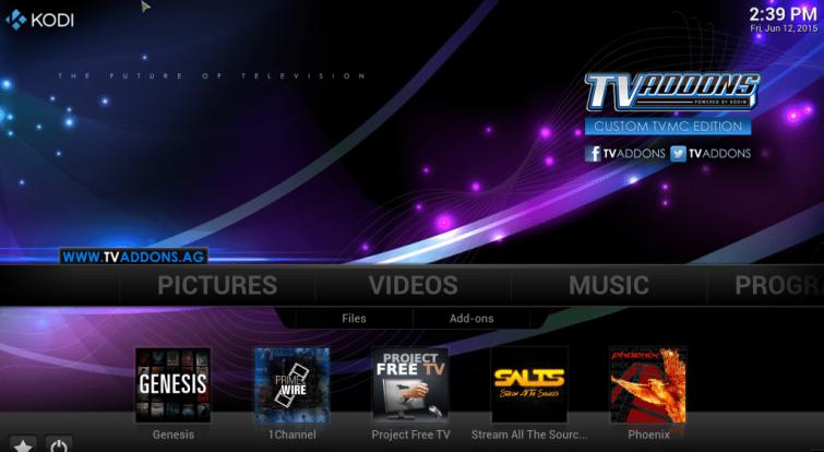 TVMC 1