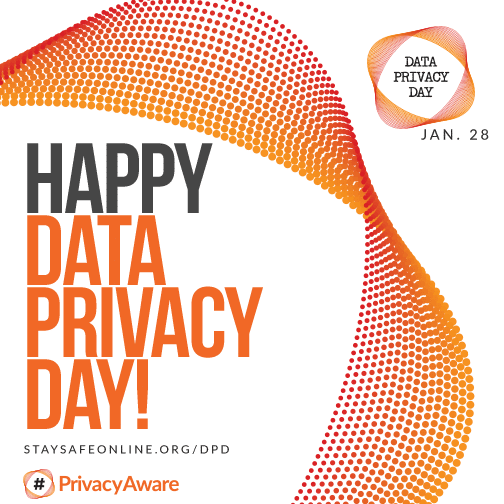 Today is Data Privacy Day!