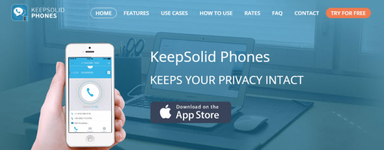 VPN Unlimited_KeepSolid Phones