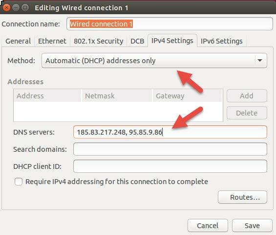 DNS Ubuntu 3