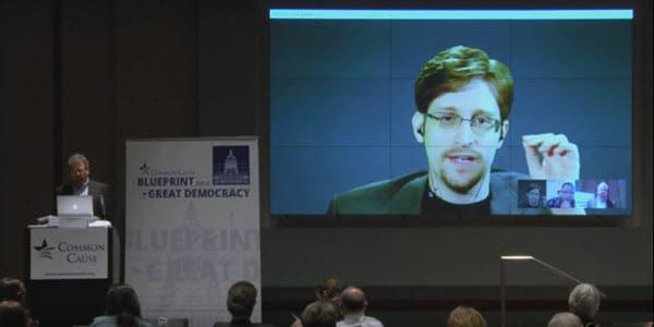 Snowden bullshit 2