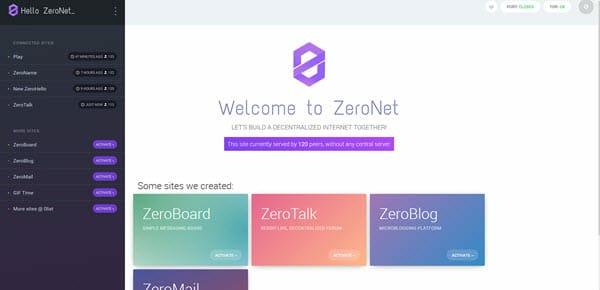 Zeronet 1