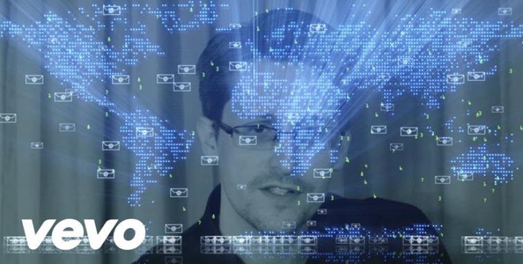 Edward Snowden Releases a Techno Track!