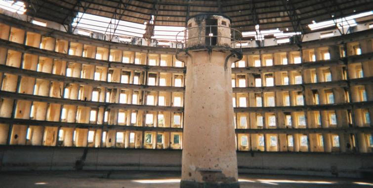 Mass Surveillance is a High-tech Panopticon