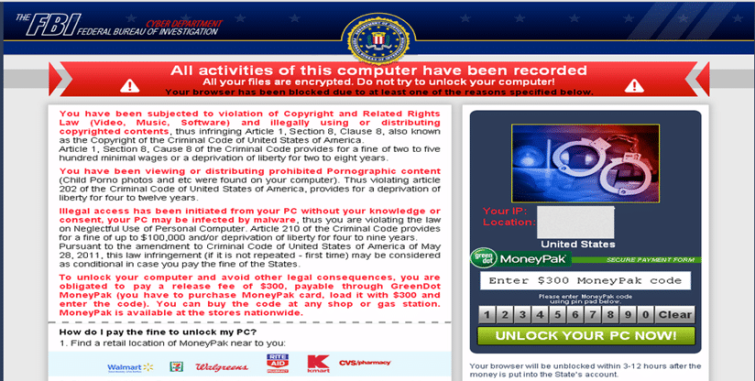 Ransomware – A Guide
