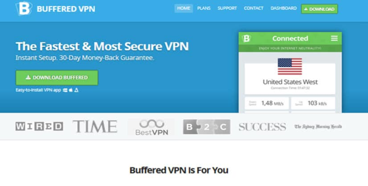 best VPN filesharing