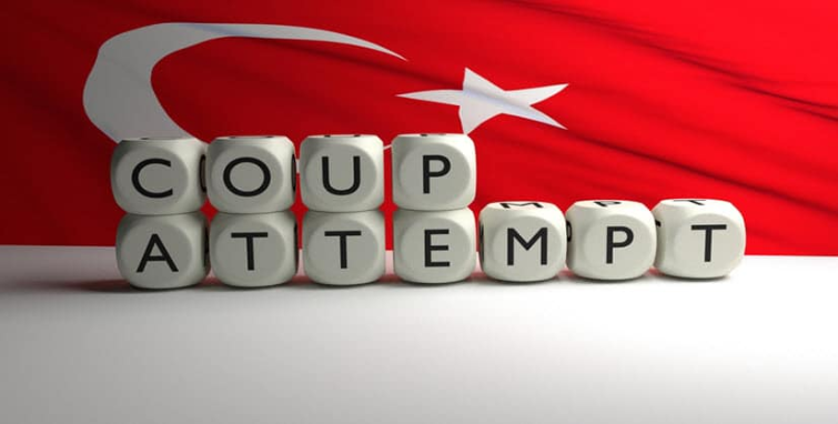 Internet Blackouts During Turkey Coup
