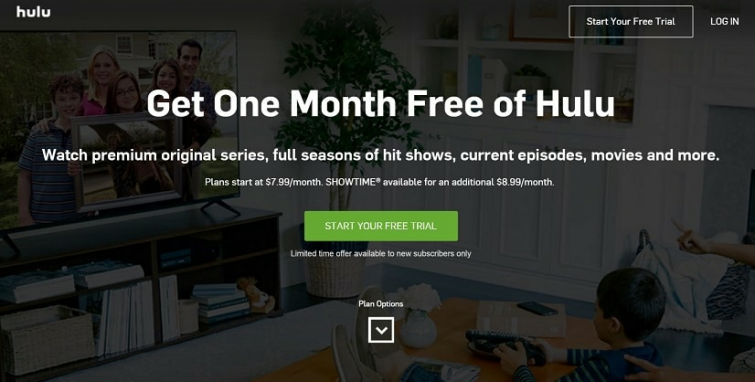 Watch Hulu Outside the US