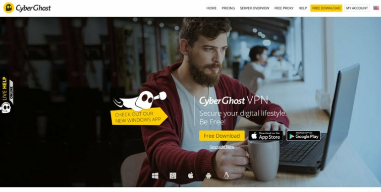 What the Hell is CyberGhost Up To? Updated