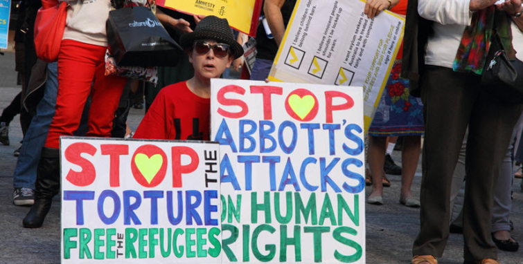 Australia Becomes an International Pariah