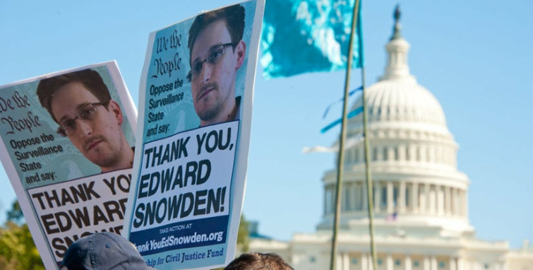 Should Edward Snowden Be Pardoned?