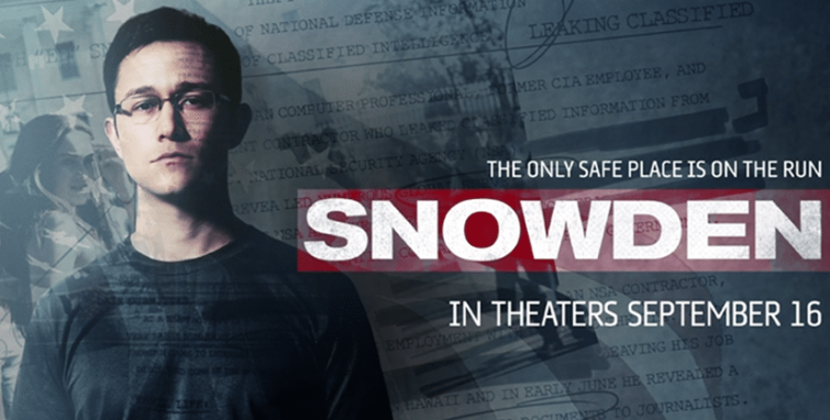 The Edward Snowden Story Goes To Hollywood