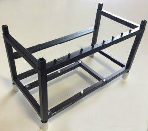Open-Air Ethereum Mining Frame