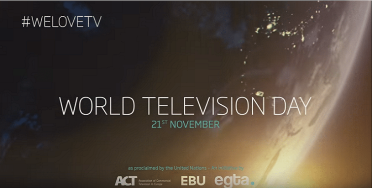World Television Day 2016 – Celebrating the Impact and Reach of Television