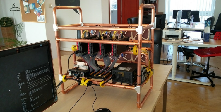 Ultimate Mining Rig