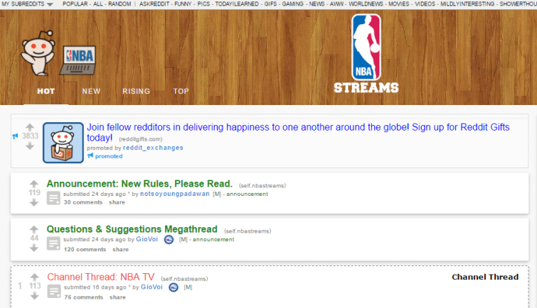 Nba Finals Streaming Reddit | All Basketball Scores Info