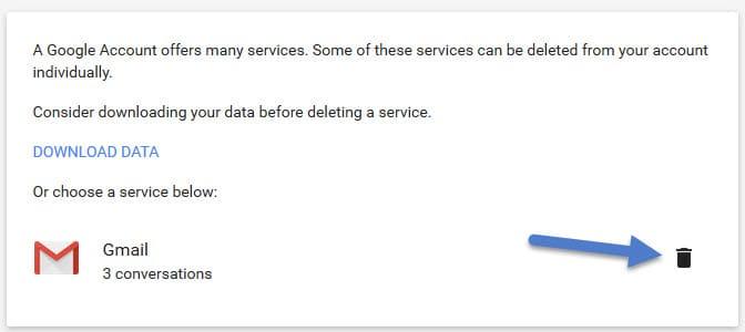 gmail-dustbin