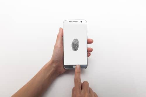 Aadhaar Fingerprint