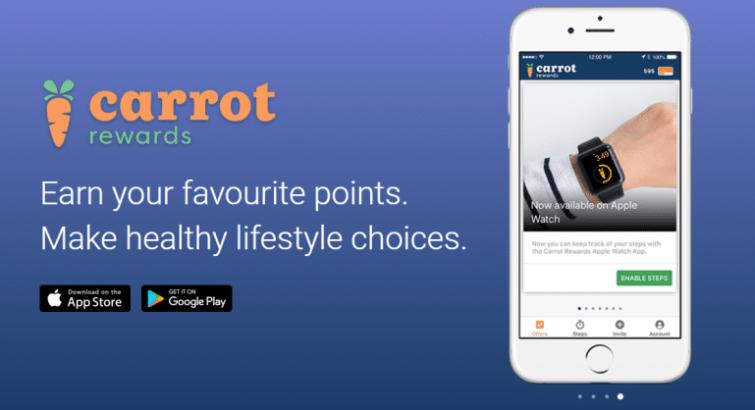 Carrot Rewards Main