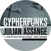 Cyberpunks Book by Julian Assange