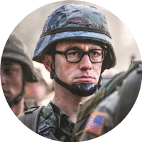 Edward Snowden Movie Special Forces