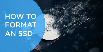 How to Format SSD
