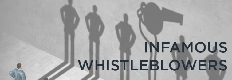 Infamous Whistleblowers