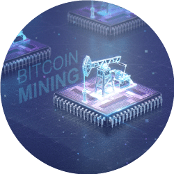 Bitcoin Miners Provide Network Security