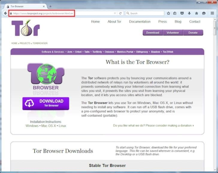 download tor for chromebook