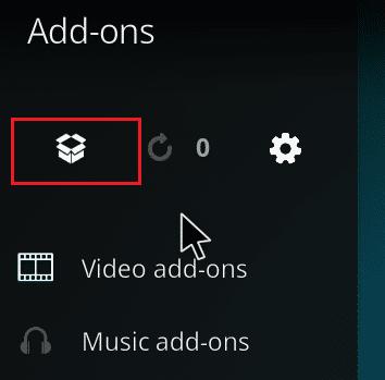 Kodi Add-ons Browser access
