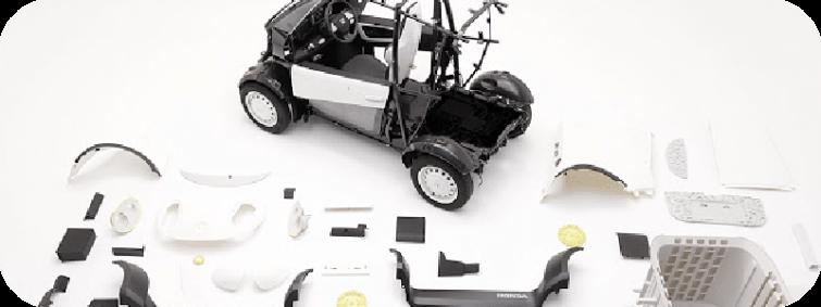 Micro Commuter Vehicle