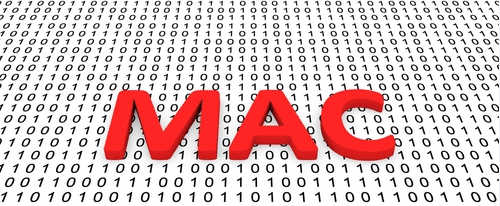What is the difference between an IP address & MAC address?