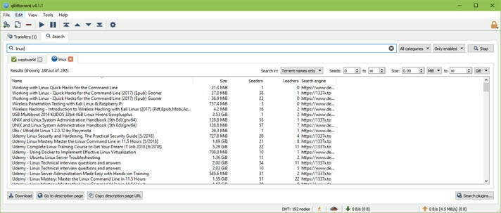 Qbittorrent Windows Resources