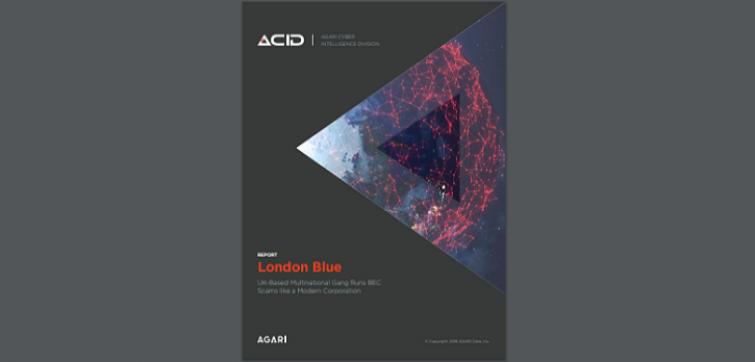 London blue report