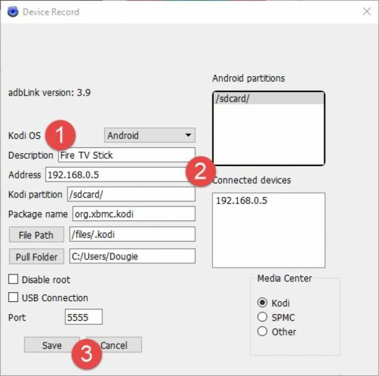 VPN firestick adbLink