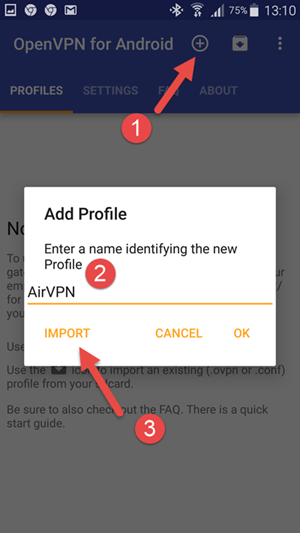 A Guide to Setting up OpenVPN for Android Mobile and Tablets