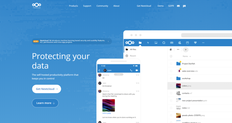 Nextcloud Review (2019) | is this Self-hosted Cloud Storage