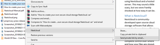 Nextcloud Review (2019) | is this Self-hosted Cloud Storage secure?
