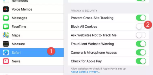How to block cookies in all browser | Guide with pics - ProPrivacy com