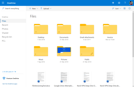 OneDrive Review | How does OneDrive compare with it's