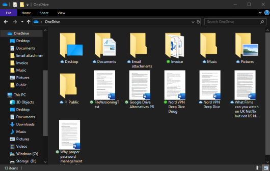 OneDrive Review | How does OneDrive compare with it's competitors?